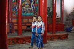 能量中国携手电影《旺扎的雨靴》,关注藏区儿童健康成长